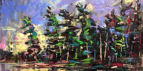 Landscape and Cityscape Painting Class - Art Course Toronto tickets