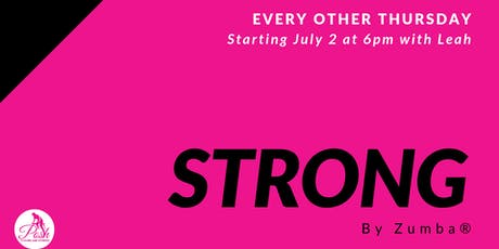 STRONG by Zumba® tickets