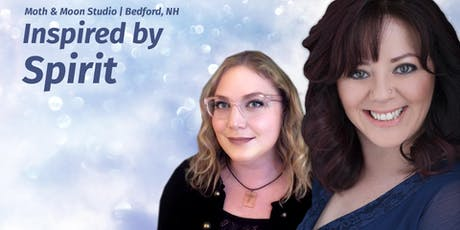 Inspired by Spirit with Lauren Rainbow & Danielle Dionne tickets