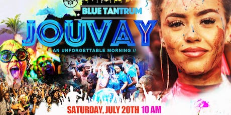 BLUE TANTRUM JOUVAY tickets
