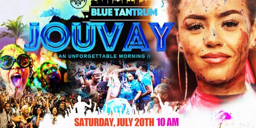 BLUE TANTRUM JOUVAY