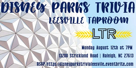 Disney Parks Trivia at Leesville Taproom tickets