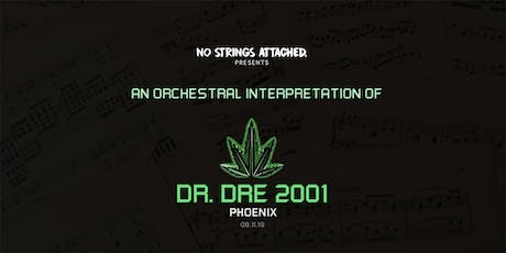 AN ORCHESTRAL INTERPRETATION OF DR. DRE 2001 @ The Pressroom tickets