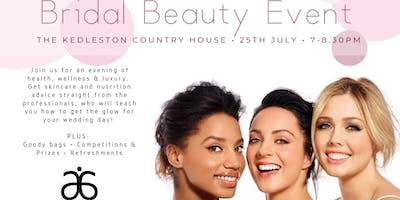 Bridal Beauty Event at The Kedleston Country House