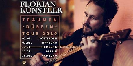 Florian Künstler - Träumen dürfen Tour 2019 Tickets