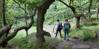 Peak to Park: Padley to Endcliffe 8 miles (13km)