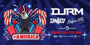 #AMURICA at Royale | 7.5.19 | 10:00 PM | 21+