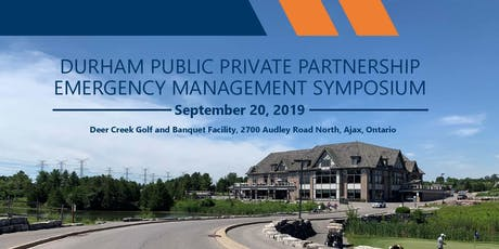 Durham Public Private Partnership (P3) Emergency Management Symposium tickets