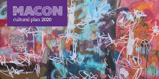 Macon Sector Conversation - Artists and Arts Organizations