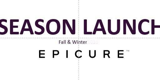Fall/Winter Epicure Launch - GUEST TICKET (BE SURE TO REGISTER UNDER GUESTS NAME)