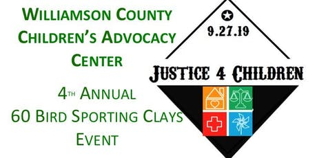 WCCAC Justice 4 Children Sporting Clays Charity Event 2019 tickets
