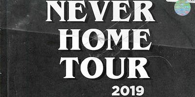 NEVER HOME TOUR: Philly