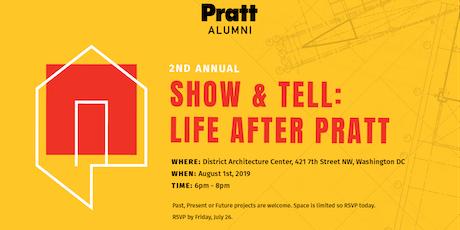 Pratt Alumni D.C. Show & Tell: Life After Pratt  tickets