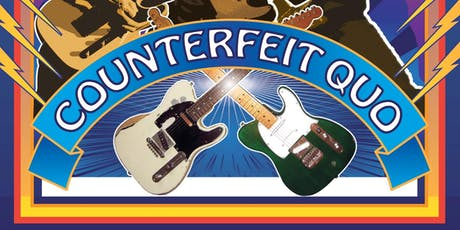 Counterfeit Quo tickets