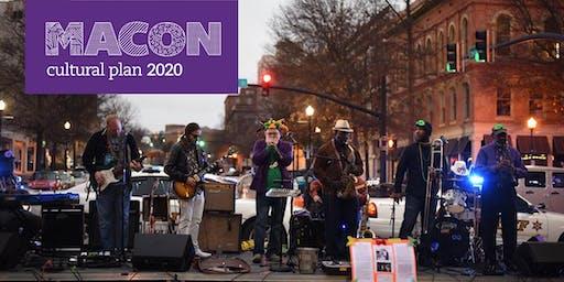 Macon Sector Conversation - Music