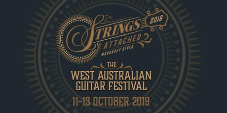 Strings Attached: The West Australian Guitar Festival tickets
