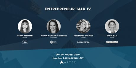 Entrepreneur Talk IV tickets