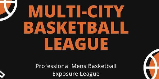 Multi-City Basketball League Free-Agent Combine