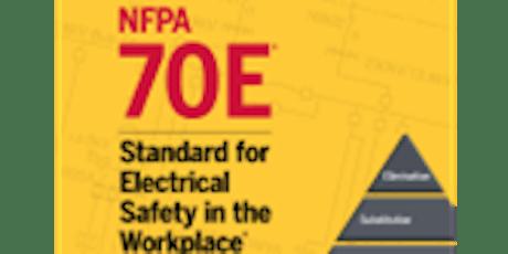 Arc Flash-OSHA/NFPA 70E Electrical Safety Training - Columbus Area tickets