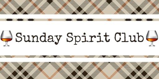 Sunday Spirit Club - Summer Cocktail Time!