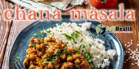 Free Cooking Class: Chana Masala tickets