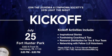 CPA 2019 Light The Night Team Kickoff tickets