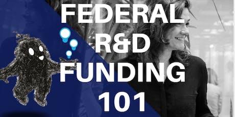 Federal Funding 101 Workshop tickets