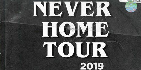 NEVER HOME TOUR: Tampa tickets