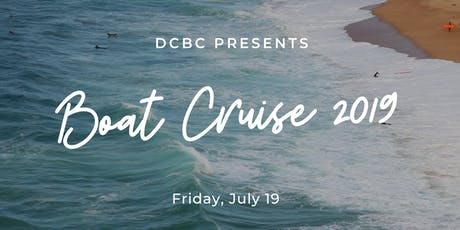 DCBC Boat Cruise 2019 tickets