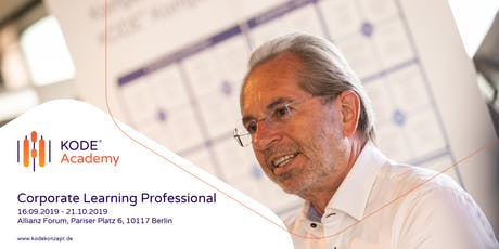 Corporate Learning Professional, Berlin, 13.05 - 17.06.2020 Tickets
