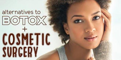 Free Health Seminar: Alternatives to Botox + Cosmetic Surgery
