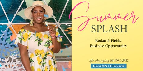 Boston Summer Splash: R+F Business Opportunity featuring Myisha Procter tickets