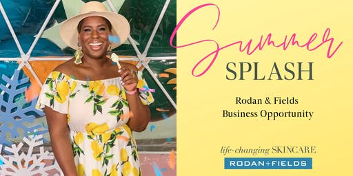 Boston Summer Splash: R+F Business Opportunity featuring Myisha Procter