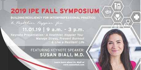 TTUHSC IPE Fall Symposium tickets