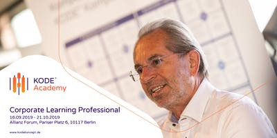 Corporate Learning Professional, Berlin, 16.11. - 14.12.2020