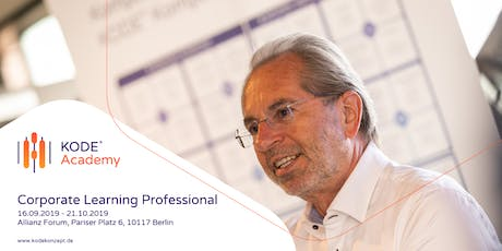 Corporate Learning Professional, Berlin, 16.11. - 14.12.2020 tickets