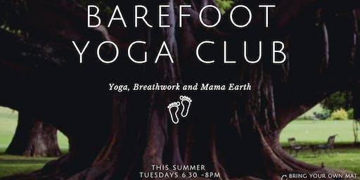 Barefoot Yoga Club - West Hampstead (Outdoor)