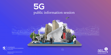 5G Call for projects - Information session billets