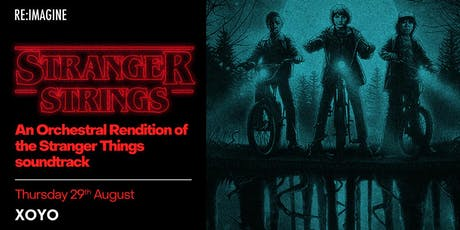 Stranger Strings: An Orchestral Rendition of the Stranger Things Soundtrack tickets