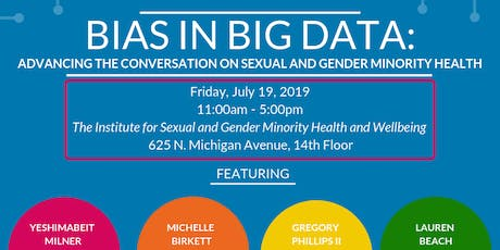 Bias in Big Data: Advancing the Conversation on SGM Health tickets