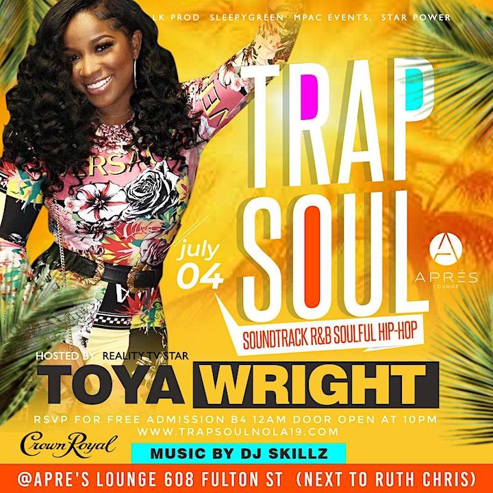 "TRAP SOUL ""THE SOUNDTRACK OF R&B & HIP HOP"" image"