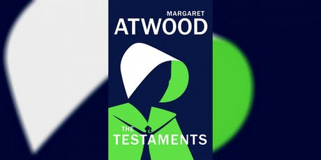 TCR Book Club: The Testaments tickets