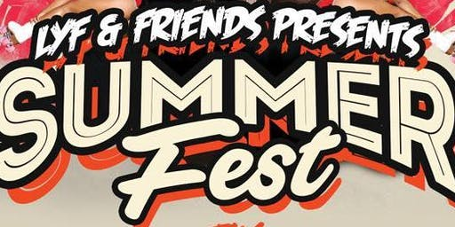 SUMMER FEST: NEW JERSEY featuring JAY GWUAPO, ABG NEAL & MORE!