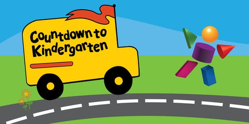 TCMU-Greenville's Countdown to Kindergarten 2019