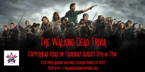 The Walking Dead Trivia at Copperhead Road Bar & Nightclub