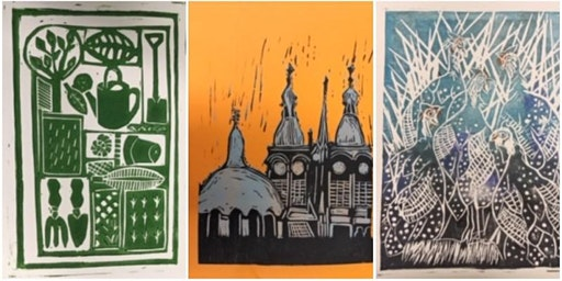 An Introduction To Lino Printing Workshop