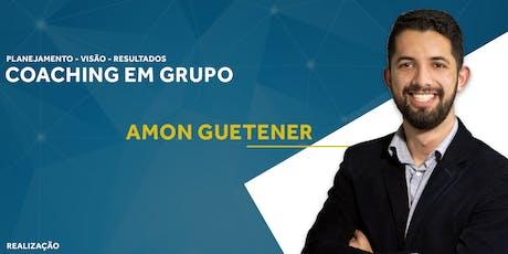 Coaching em Grupo | Amon Guetener | Sombrio ingressos