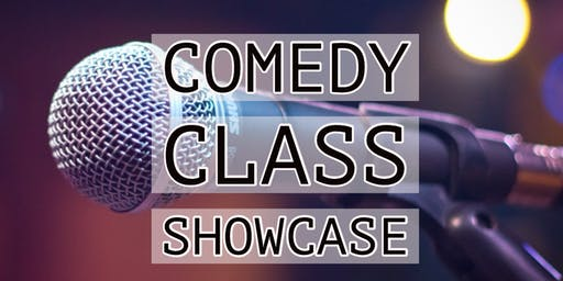 Stand Up 101 Showcase - Special Event