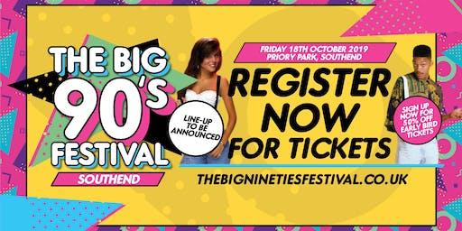 The Big Nineties Festival - Southend