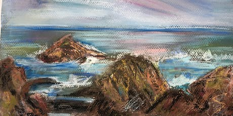 Seascapes in Soft Pastels Workshop tickets